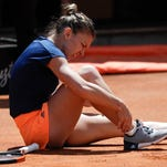 Simona Halep has torn ankle ligament, could miss French Open
