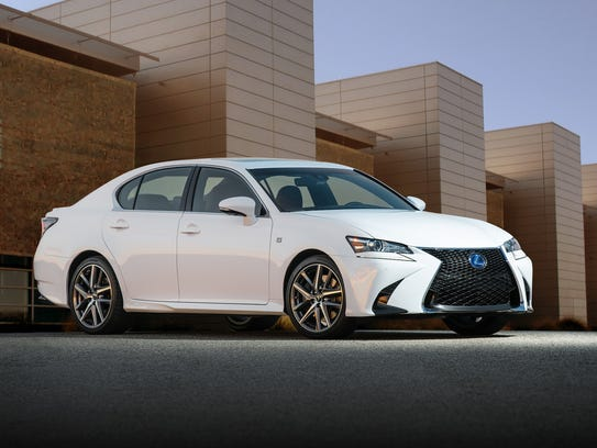 2016 lexus gs 450h is high performing hybrid. Black Bedroom Furniture Sets. Home Design Ideas