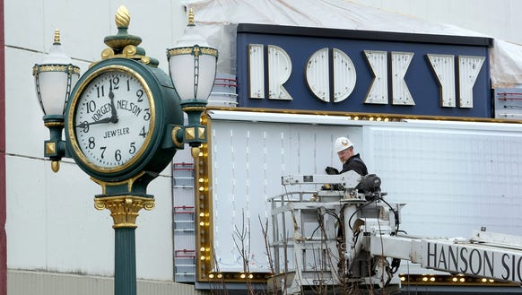 The Roxy is ready to reopen, and your first chance to see a movie there is part of the Kitsap Sun's Story Walk March 2.
