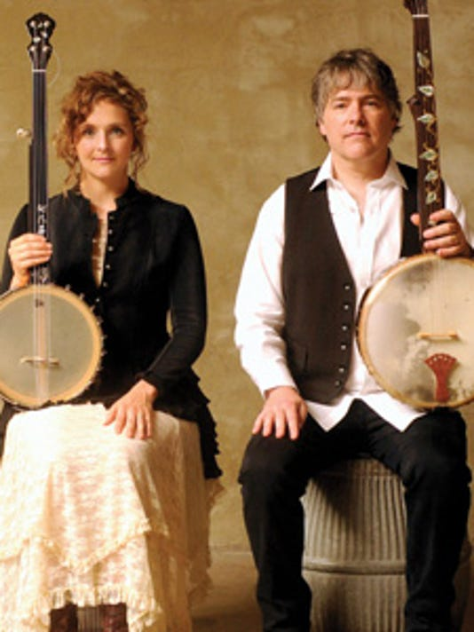 Abigail Washburn and Bela Fleck will perform at the Strand-Capitol this October.