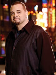 Actor and comedian Sinbad
