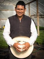 Beginning farmer, Ivan Tellez, worked with Idaho FSA staff to overcome a language barrier and secure a direct operating loan and farm ownership loan to expand his fruit and vegetable operation