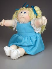 Little People Doll, 1982, courtesy of The Strong, Rochester, New York.