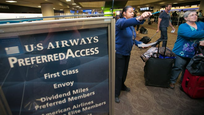 US Airways' Dividend Miles program will fade into history as members' miles are automatically transferred into American's AAdvantage program beginning Saturday, March 28.