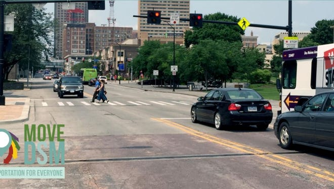Move DSM, start of transportation master plan for city of Des Moines.