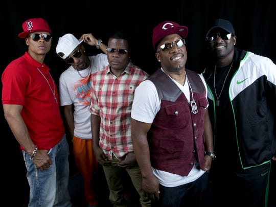 New Edition will perform at Summer Celebration.