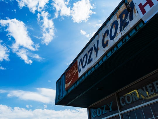 Cozy Corner is back in its original location at 735