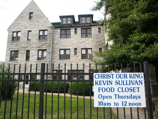 Christ Our King food closet hopes to remain open after
