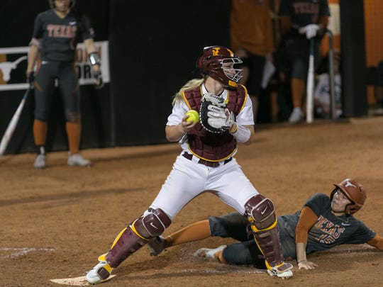 Minnesota's Kendyl Lindaman is one of the nation's top hitters.