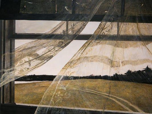 News: Wyeth Portrait
