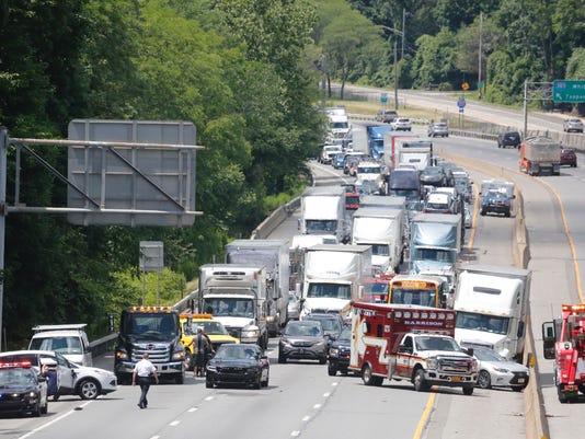 I-287 crash