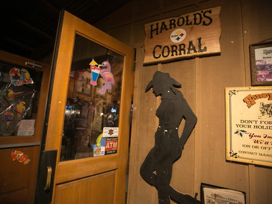 Herold's Cave Creek Corral