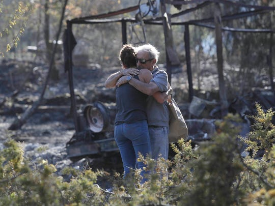 Family Loses All To California Fire 'We're Going To Start Again' Custom Quotes Down Load From Steven Achton