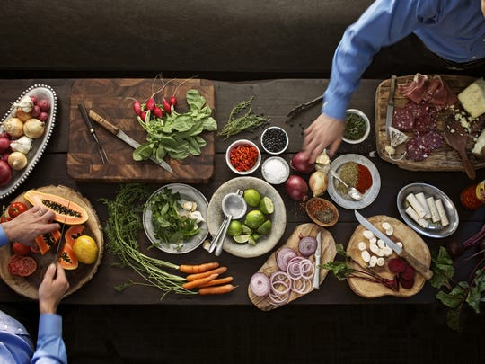 Fogo de Chao Market Table