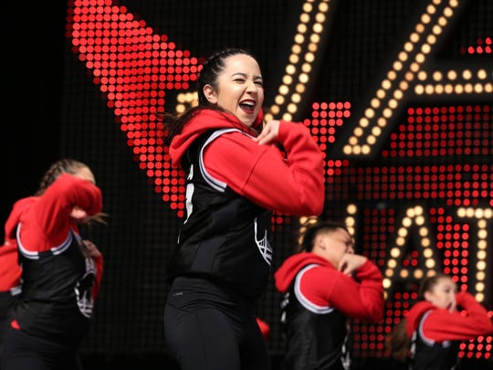The Youth Hip Hop team is one of NCA's four Hip Hop competition teams and five overall.