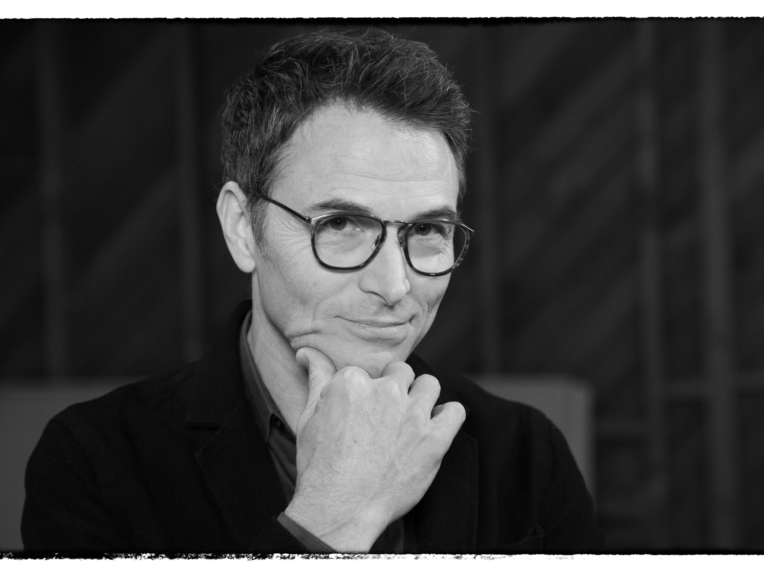 Actor Tim Daly, photographed at CBS in Studio City, CA