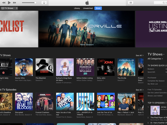 Apple to offer iTunes movies, shows on Samsung TVs