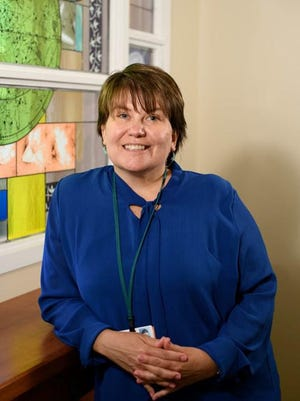 Chaplain Shelley Snow is the director of the newly expanded Spiritual and Pastoral Care Services at Southern Maine Health Care.