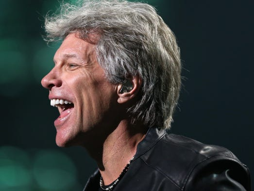 Jon Bon Jovi performs his This House Is Not For Sale