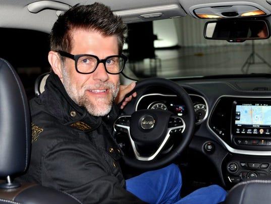 Klaus Busse, head of FCA design for Europe
