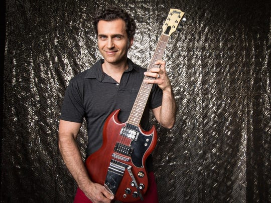 "Dweezil Zappa and his ""rocking teenage combo"" will descend on The Canyon,  28912 Roadside Drive, Agoura Hills Feb. 15."