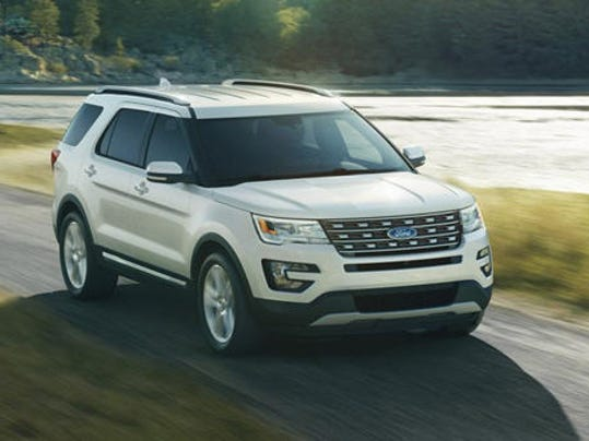 The latest Ford Explorer focuses on driving performance and