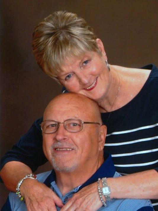 Anniversaries: Woody Scott & Becky Scott