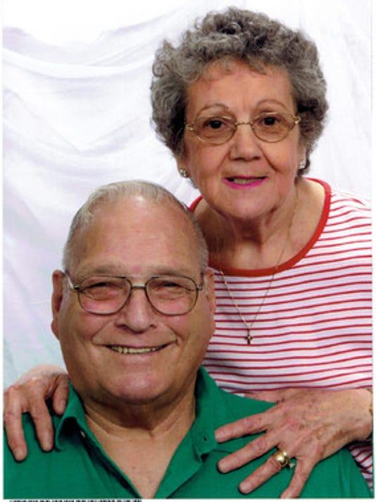 Anniversaries: Donald Truitt & Janet Truitt