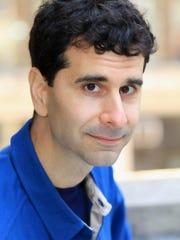 Tony Award-nominated actor and playwright John Cariani.