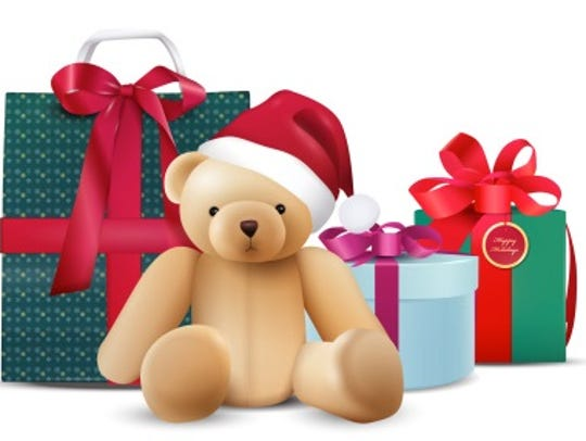 """The 2015 """"Toys for Tots"""" campaign begins Monday, with"""