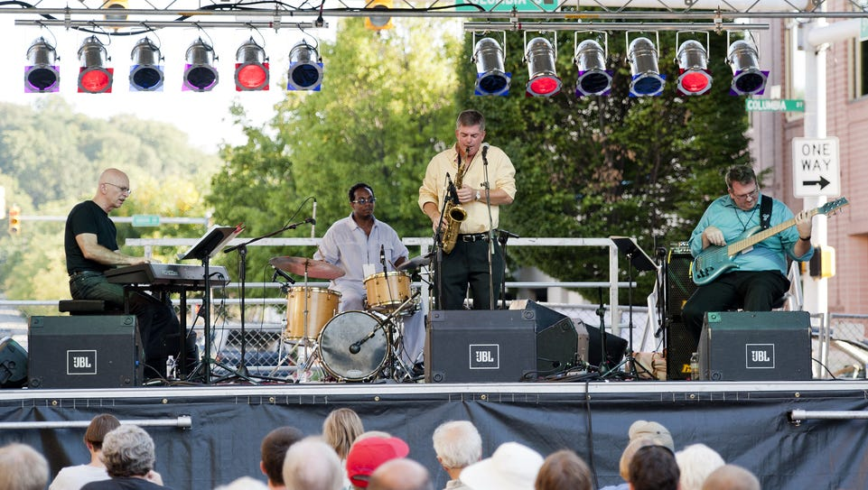 Uptown Jazz & Blues Festival has a lineup of national,