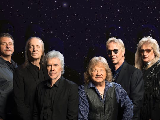 Three Dog Night will perform Thursday, Aug. 25, at