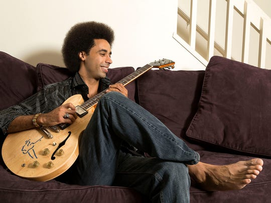 Selwyn Birchwood performs Sunday at Capitol Oyster Bar in Montgomery.