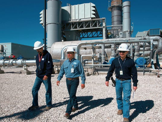 Montana power plant