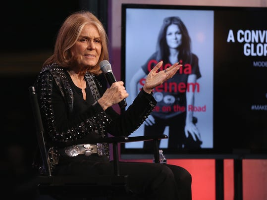MAKERS Celebrates Gloria Steinem's New Book: My Life On The Road