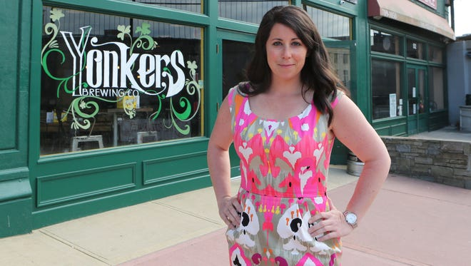 """Jacqualine Rubbo, the director of creative, culture & chaos at the Yonkers Brewing Co., was named one of the Business Council of Westchester's 2016 """"40 Under 40"""" Rising Stars."""