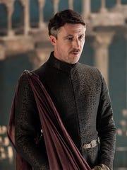 Aidan Gillen as Petyr Littlefinger Baelish.