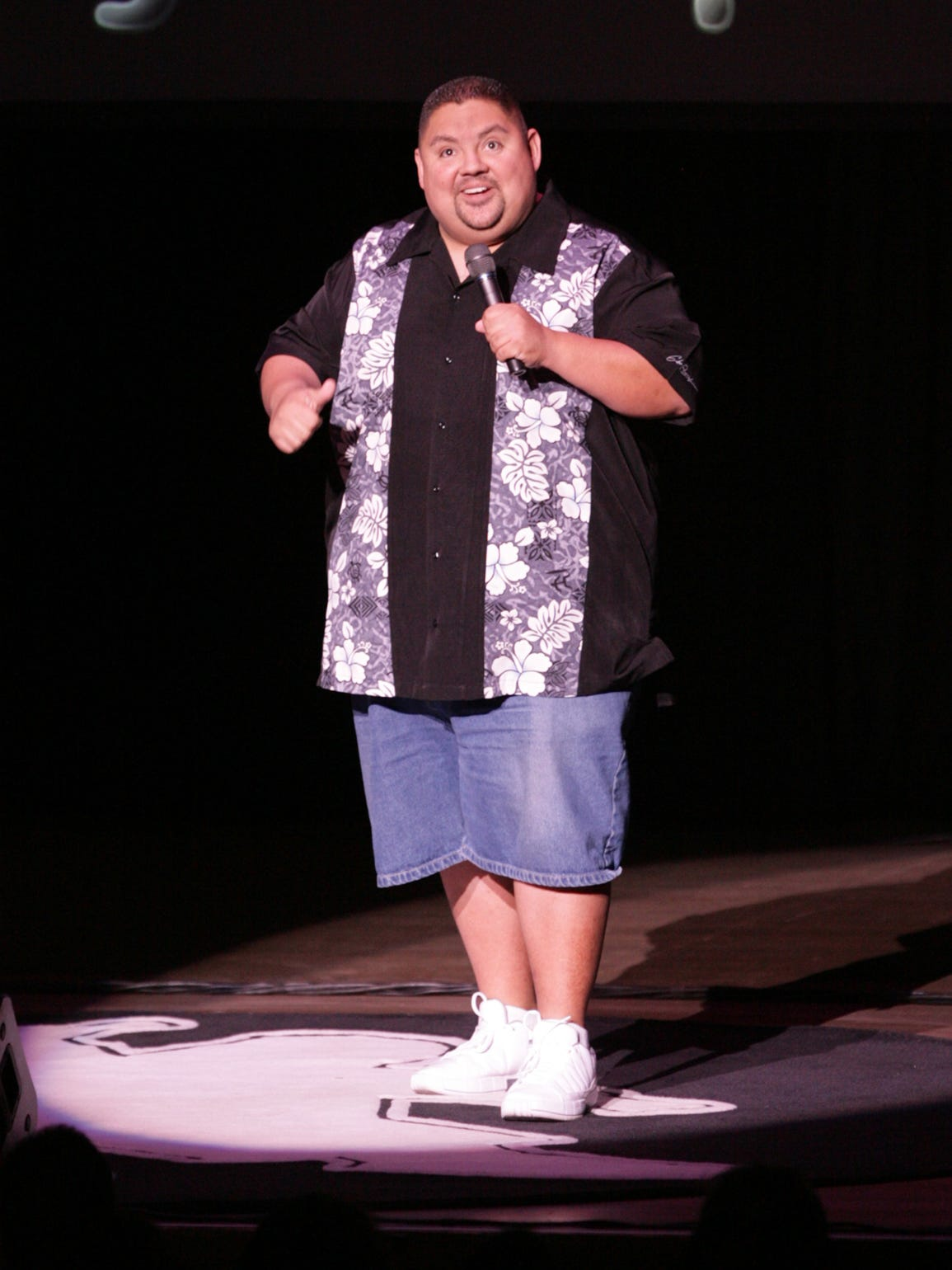 "Comedian and borderland favorite Gabriel ""Fluffy"" Iglesias"