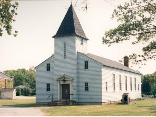 Members of the Society of St. Edmund served as chaplains at this church at Fort Ethan Allen in Colchester in the 1950s.
