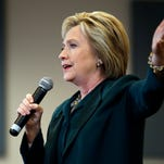 Time, place set for Clinton's Thursday swing through Reno