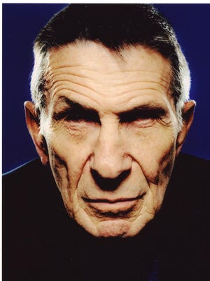 Actor Leonard Nimoy died Friday at his Bel Air home. He was 83.