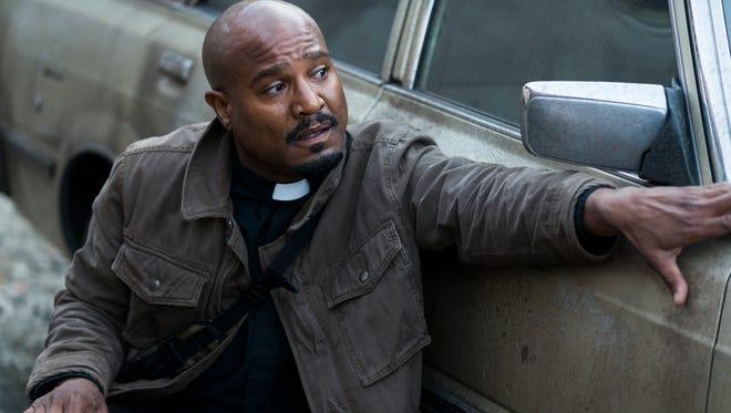 Seth Gilliam as Father Gabriel Stokeson 'The Walking Dead' Season 8, Episode 1.