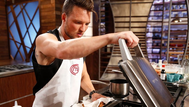 "Fort Myers native Derrick Peltz, now Derrick Fox, finished second on the FOX reality cooking show ""MasterChef"" in 2015."