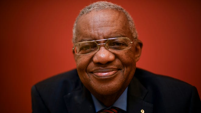Dr. Henry W. Foster, Jr., former acting president of Meharry Medical College, hasn't missed an election that he can remember since 1956 when he was a second-year medical student at the University of Arkansas. Tuesday, June 12, 2018, in Nashville , Tenn.