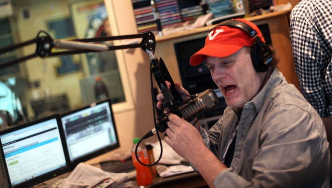 Drew Lane was a centerpiece for Detroit Sports 105.1, but the station did not renew his contract last October.
