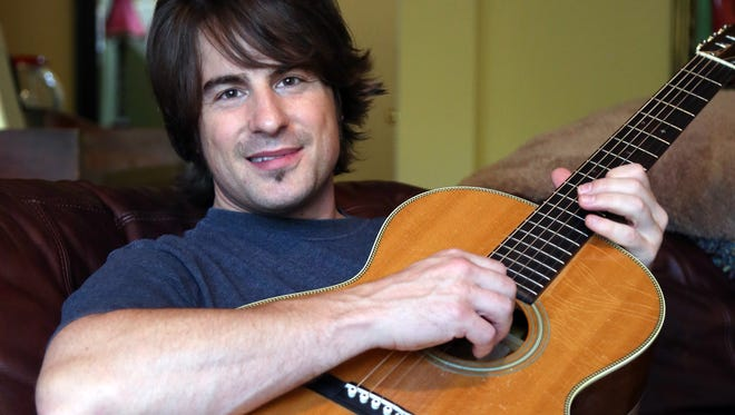 Country singer Jimmy Wayne, who was in foster care as a teen, has walked from Nashville to Phoenix and spoken in front of lawmakers to raise awareness of and resources for foster care.