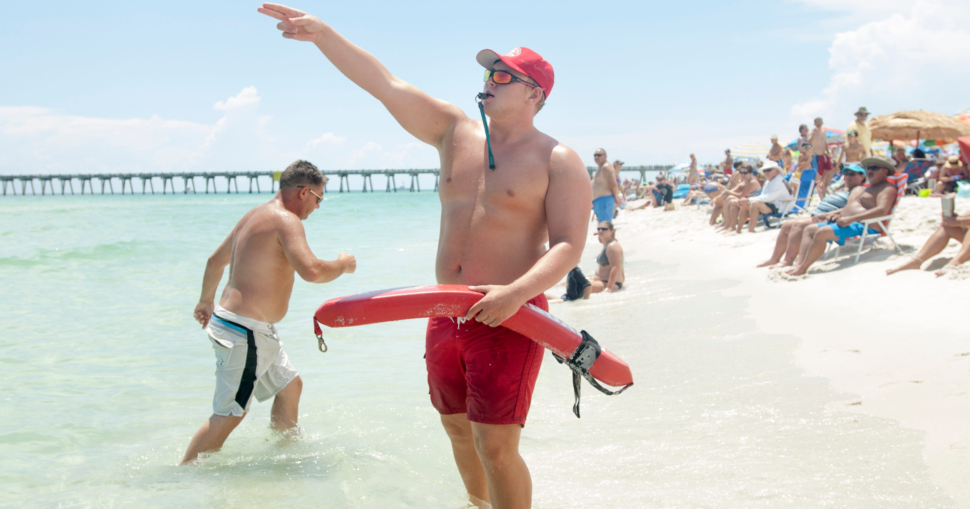eee36065fe0 Pensacola Beach lifeguard tryouts Saturday at UWF