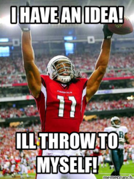 Arizona Cardinals Theres A Meme For That