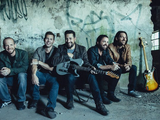 Nashville country act Old Dominion will play a free concert at the Bottle & Cork nightclub in Dewey Beach on Thursday, June 4.