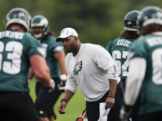 NFL: Philadelphia Eagles-OTA